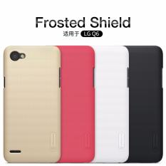 Review Nillkin Hard Case Super Frosted Shield Lg Q6 Lg Q6 Lg Q6 Plus Black Hitam Nillkin
