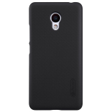 Harga Termurah Nillkin Hard Case Super Frosted Shield Meizu M3S Black Hitam