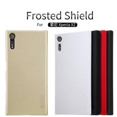 Harga Nillkin Hard Case Super Frosted Shield Sony Xperia Xz Black Hitam Nillkin