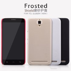 Nillkin Hard Case (Super Frosted Shield) - TCL 3N M2M (Alcatel One Touch Flash Plus) Red/Merah