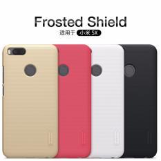 Jual Cepat Nillkin Hard Case Super Frosted Shield Xiaomi Mi A1 Xiaomi Mi 5X Black Hitam
