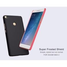 Nillkin Hard Case Super Frosted Shield Xiaomi Mi Max 2 Red Merah Nillkin Diskon 50