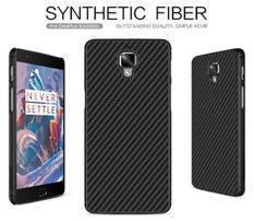 Beli Nillkin Hard Case Synthetic Fiber Oneplus 3 A3000 A3003 Oneplus 3T Black Hitam Yang Bagus