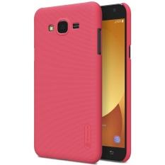 NILLKIN Hard Plastik PC Case untuk Samsung Galaxy J7 NXT/J7 Inti J701F Matte Frosted