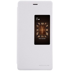 Nillkin Huawei Ascend P8 Sparkle Leather Case - Putih