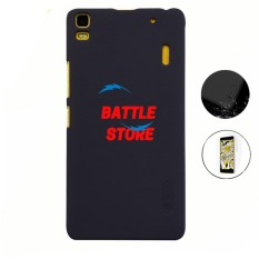 Nillkin Lenovo A7000 / A7010 Plus Case Frosted Shield Hard Back Cover for Lenovo A7000 / A7010 Plus  - Hitam