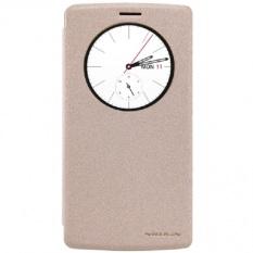 Nillkin LG G4 Sparkle Leather Case - Emas