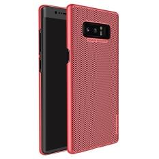 NILLKIN Ringan Pelepasan Panas Disipasi Phone Case untuk Samsung Galaxy Note 8 Case Air Rasakan Tipis Cover