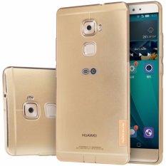 Nillkin Nature Series TPU case for Huawei Ascend Mate S (SCRR-UL00 Huawei Mates) - Coklat