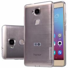 Nillkin Nature Series TPU case for Huawei Honor 5X (KIW-TL00) - Abu-abu