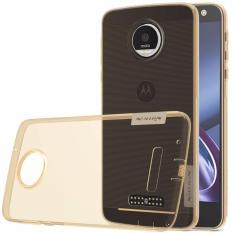 Nillkin Nature Series TPU case for Motorola Moto Z - Coklat