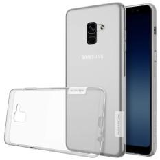 Beli Nillkin Nature Tpu Soft Case For Samsung A8 Plus 2018 Transparan Kredit