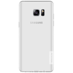 Jual Nillkin Nature Tpu Soft Case For Samsung Galaxy Note 7 Putih Ori