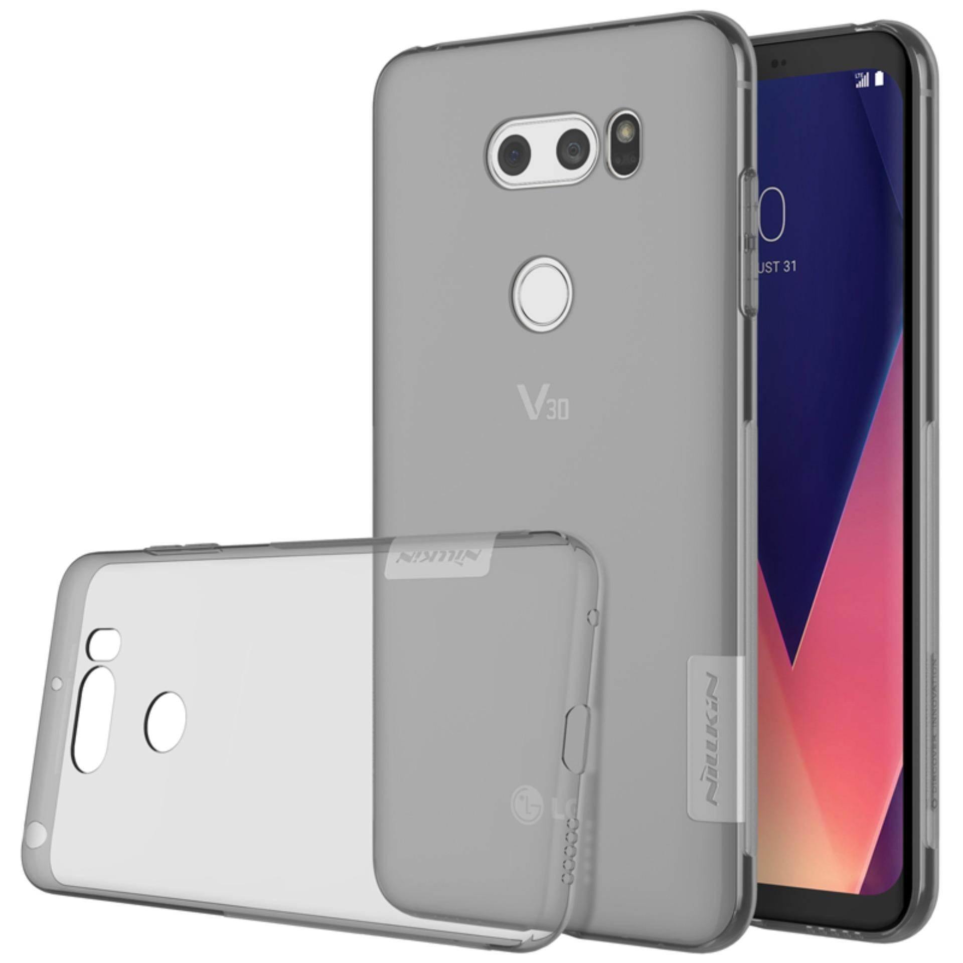 Harga Termurah Nillkin Nature Tpu Soft Case Lg V30 Grey