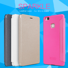 NILLKIN NEW Sparkle Leather Case For HUAWEI P9 Lite/Huawei G9 (5.2 inch)