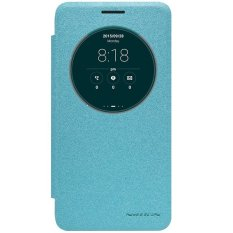 Nillkin Original Asus Zenfone GO / ZC500TG Sparkle Leather Case - Biru
