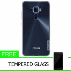 Jual Nillkin Original Nature Tpu Soft Case Jelly Soft Case For Asus Zenfone 3 Zf3 Ze552Kl Putih Gratis Tempered Glass Satu Set
