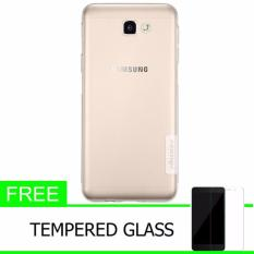 Dapatkan Segera Nillkin Original Nature Tpu Soft Case Jelly Soft Case For Samsung Galaxy J7 Prime On7 2016 Putih Free Tempered Glass