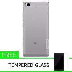 Nillkin Original Nature Tpu Soft Case Jelly Soft Case For Xiaomi Mi5S Abu Abu Free Tempered Glass Di Dki Jakarta