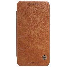 Nillkin QIN Leather Case for LG Nexus 5X Original - Coklat