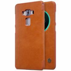 Jual Nillkin Qin Series Leather Case For Asus Zenfone 3 Deluxe Zs570Kl Coklat Murah Di Dki Jakarta