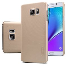 Nillkin Samsung Galaxy Note 7 / N930 Super  Frosted Shield - Emas + Gratis Anti Gores(Gold)