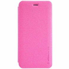 Nillkin Sparkle Leather case Apple iPhone 6 / 6S - Merah