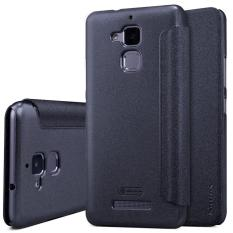 Promo Nillkin Sparkle Leather Case Asus Zenfone 3 Max 5 2 Zc520Tl Casing Cover Flip Hitam Akhir Tahun