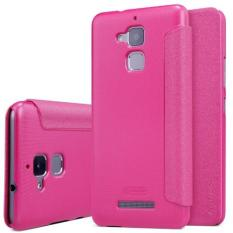 Diskon Nillkin Sparkle Leather Case Asus Zenfone 3 Max Zc520Tl Red Dki Jakarta