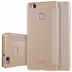 Nillkin Sparkle Leather case HUAWEI P9 Lite/Huawei G9 (5.2inch) - Emas