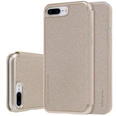 Nillkin Sparkle Leather case iPhone 7 Plus - Emas