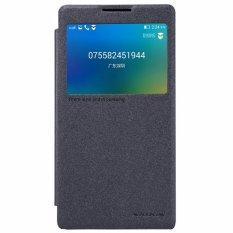 Nillkin Sparkle Leather case Lenovo P90 / K80 (K80M) - Hitam