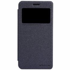 Nillkin Sparkle Leather case Lenovo S660 - Putih