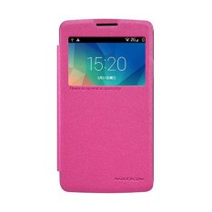 Nillkin Sparkle Leather Case LG L60 - Pink