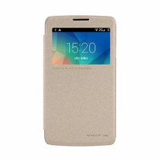 Nillkin Sparkle Leather case LG L60 (X145) - Emas