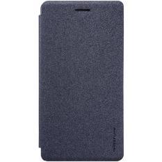Toko Nillkin Sparkle Leather Case Oppo Neo 7 A33 Black Dekat Sini