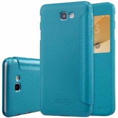 Nillkin Sparkle Leather case Samsung Galaxy J5 Prime (On5 2016) - Biru