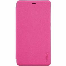 Nillkin Sparkle Leather case Xiaomi Redmi Note 3/Hongmi Note 3/Note 2 Pro/note3 - Merah