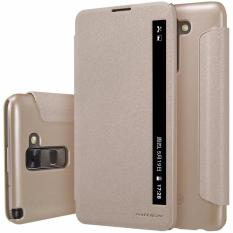 Nillkin Sparkle Series New Leather case for LG Stylus 2 (K520) - Emas