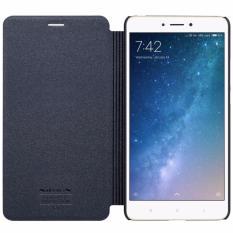 Nillkin Sparkle Series New Leather case for Xiaomi Mi MAX 2 - Hitam