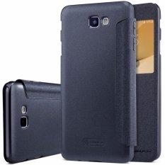 Nillkin Sparkle Series New Leather case  Samsung Galaxy J5 Prime (On5 2016) - Hitam