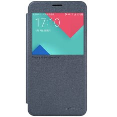 Nillkin Sparkle View Leather Case Samsung Galaxy A9 a910 (2016) Casing