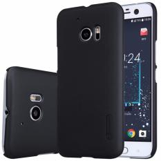 Nillkin Super Frosted case for HTC 10 (10 Lifestyle) - Hitam + free screen protector