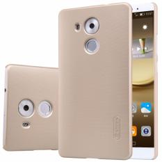 Nillkin Super Frosted case for Huawei Ascend Mate 8 - Emas + free screen protector