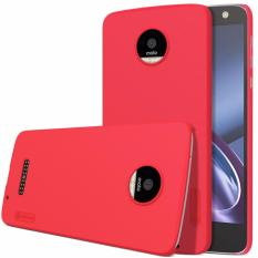 ... Hard Case Original Hitam Gratis Anti Gores. Source · Nillkin Super Frosted case for Motorola Moto Z - Merah + free screen protector