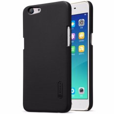 Beli Nillkin Super Frosted Case For Oppo A57 A39 Free Screen Protector Hitam Black Nillkin