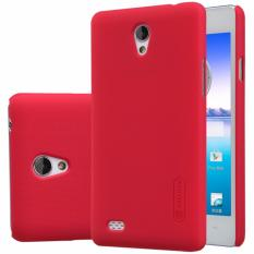 Nillkin Super Frosted case for Oppo Joy 3 (A11) - Merah + free screen protector