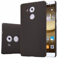 Nillkin Super Frosted cover case  Huawei Ascend Mate 8 - Coklat + free screen protector