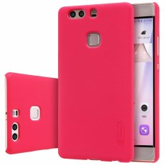 Nillkin Super  Frosted Huawei Ascend P9 Plus - Merah + free screen protector