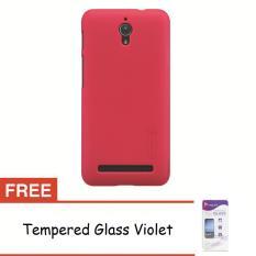 Nillkin Super Frosted Shield Asus Zenfone C (ZC451CG) - Merah